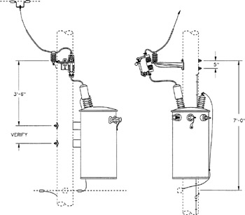 Wiring Single Phase Pole Mounted Transformer on 1991 chevy c1500 wiring diagram